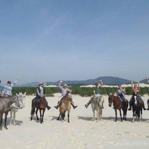 passeio a cavalo florianopolis